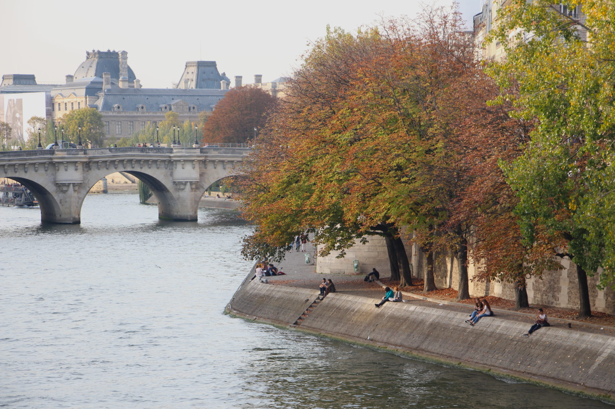 paris in fall